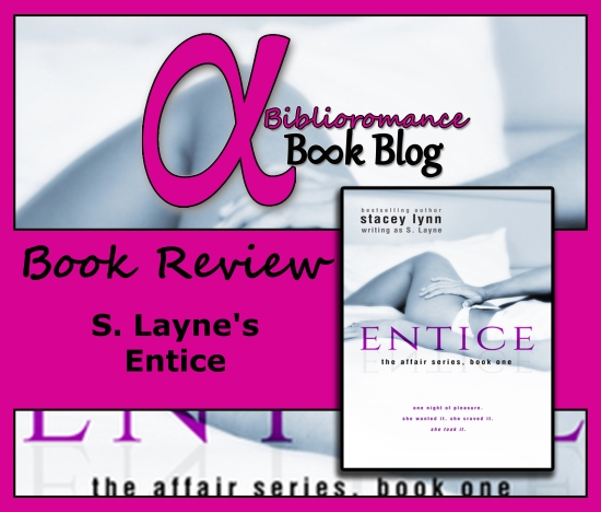 Book Review-Entice