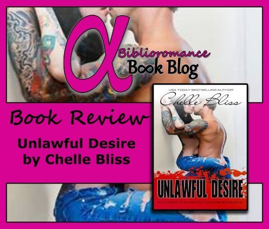 Book Review-Unlawful Desire