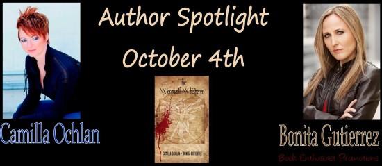 authorspotlight wolfwhisperer
