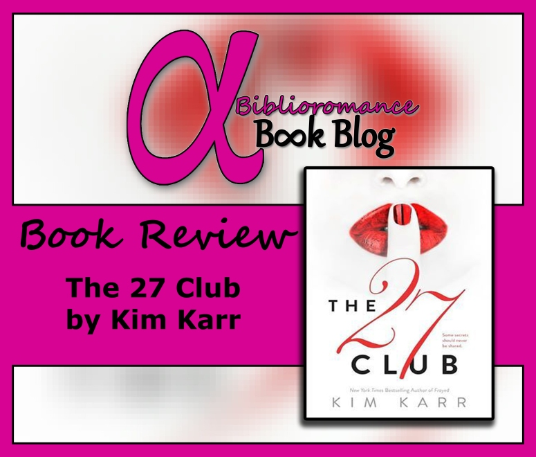 Book Review-The 27 Club