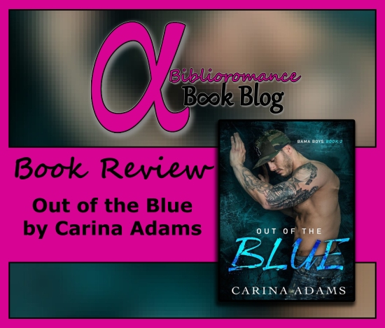 Book Review-Out of the Blue