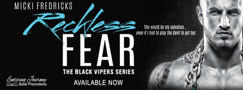 Reckless Fear Release Banner