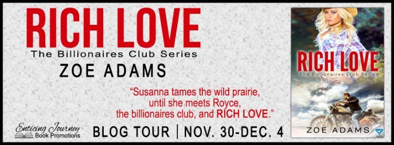 Rich Love Tour Banner
