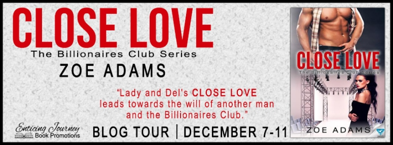 Close Love Tour Banner