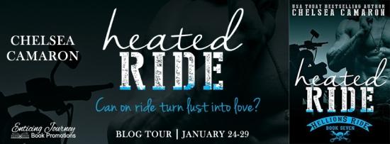 Heated Ride BT Banner