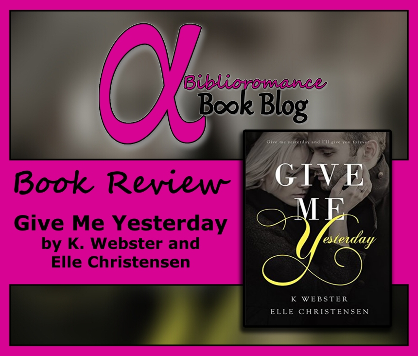 Book Review-Give Me Yesterday
