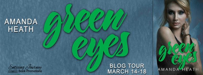 Green Eyes Tour Banner