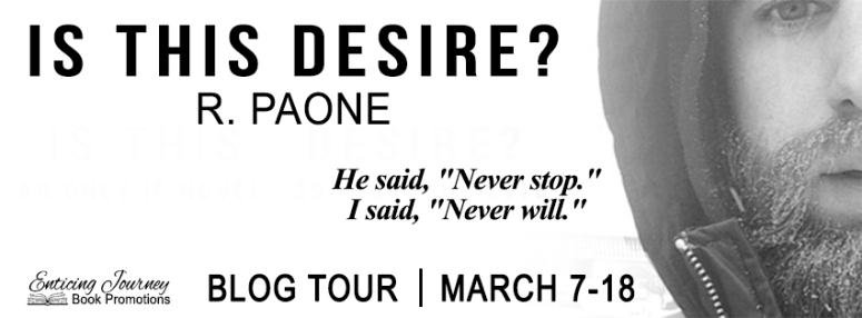 Is This Desire Tour Banner